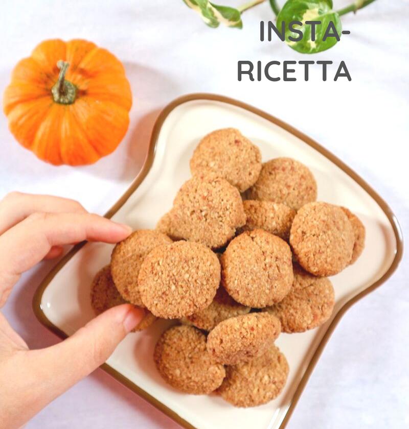 biscotti low carb senza farina glutine lattosio uova vegan