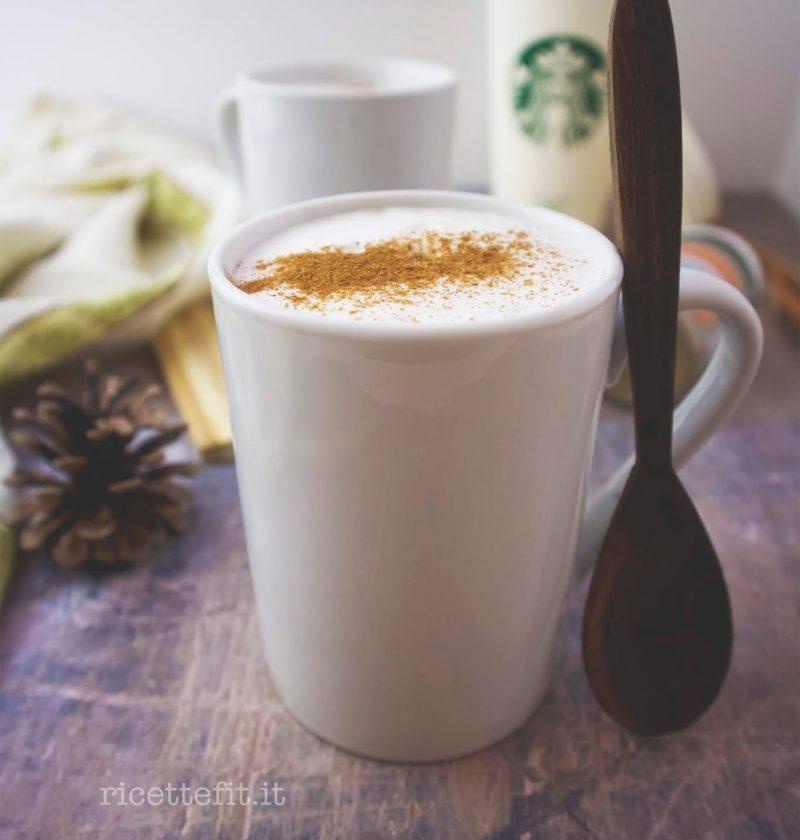 Latte speziato alla zucca light e senza zucchero Pumpkin spice latte di LA VIE EST FIT