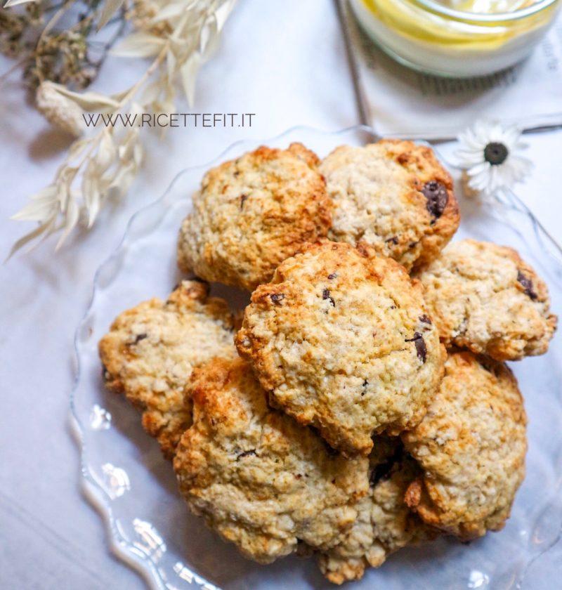 Biscotti vegan light senza uova lattosio facili e veloci di LA VIE EST FIT