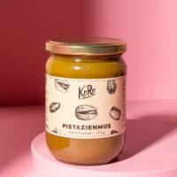 Burro di pistacchi 100%